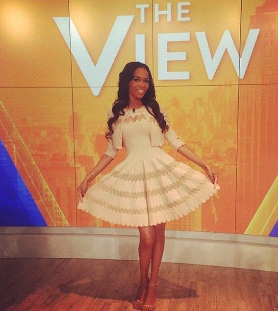 Michelle williams veut arreter les rumeurs sur beyonce dans l'émission qu'elle co anime the view