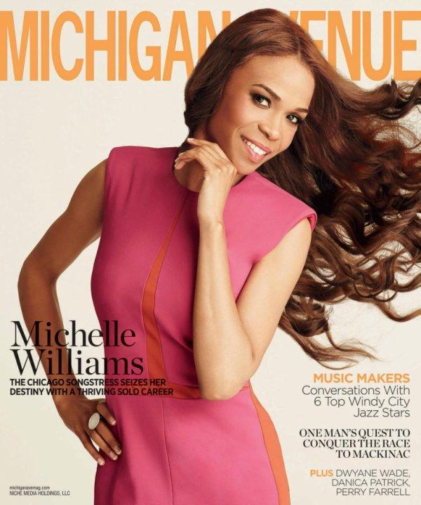 Michelle williams magazine cover!