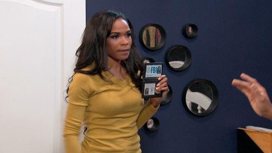 Michelle tourne dans un sitcom