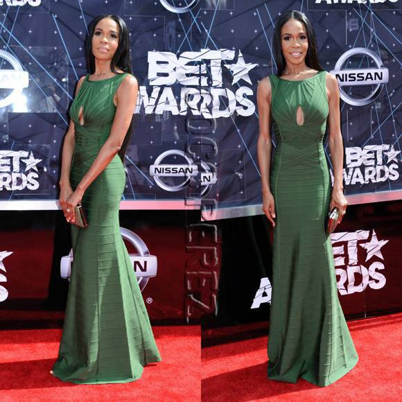 "Michelle Williams au BET award nominer dans la categorie ""best gospel"""