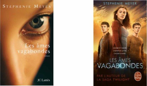 Les âmes vagabondes de Stéphenie Meyer