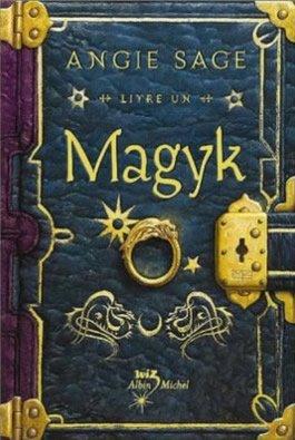 Magyk livre 1 d'Angie Sage