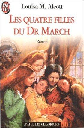 Les quatre filles du Dr. March de Louisa May Alcott