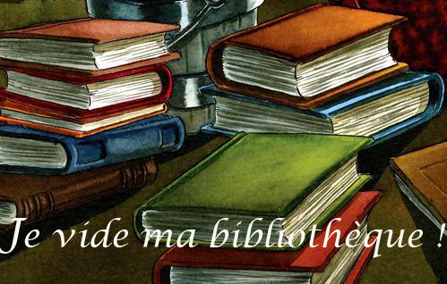 Challenge N°6 : Je vide ma bibliothèque 2015