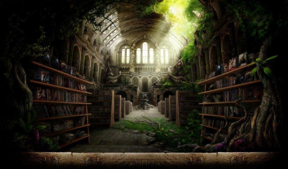 L'univers est un livre, ou chaque Homme est un personnage et chaque vie une histoire (by moi)