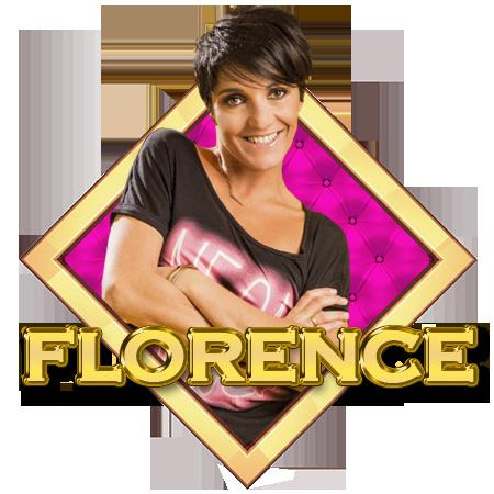 Florence dans Carré Viip !