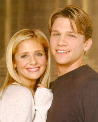 couple riley et buffy