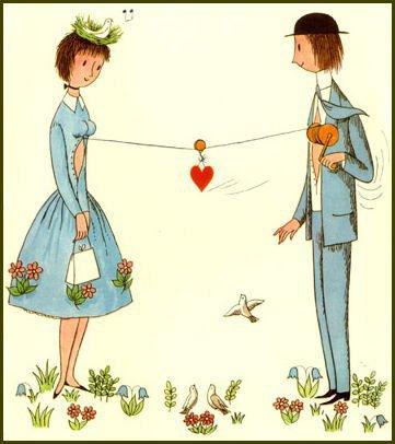 """"""" Loin des yeux, loin du coeur, Proverbe menteur  Car malgré la distance, C'est à toi que je pense """""""