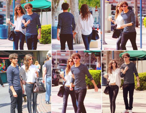 Les garçons ont été vu à l'aéroport de Montréal, ont fait un ancien photoshoot qui a été fait à Paris. Louis a été vu avec Eleanor dans les rues de Los Angeles.