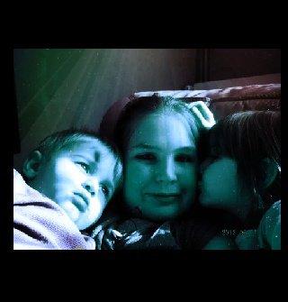 moi et mes deux ange