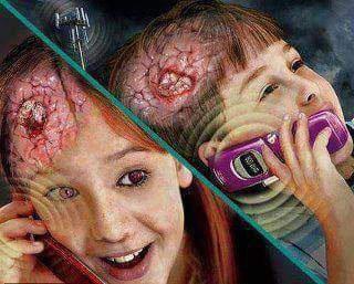 danger du telephone portable