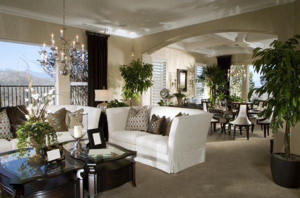 Spanish Themes In Contemporary Home Interior Design
