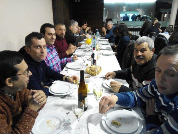 Jantar dos 40 anos do Clube Ornitologico de Matosinhos