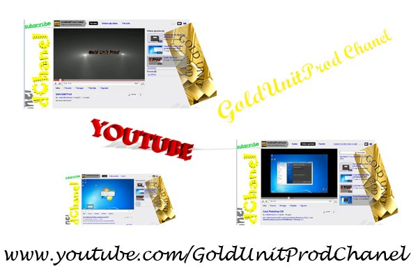 GoldUnitProd Chanel