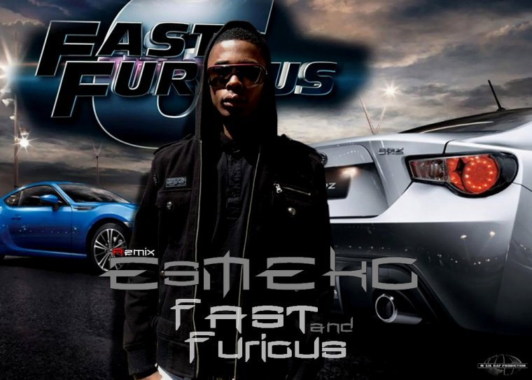 RCF / Esmeko Remix We Own It Fast An (2013)