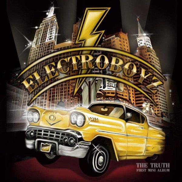 Busted - ELECTROBOYZ (2013)