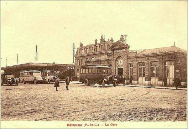 La gare de Béthune-3