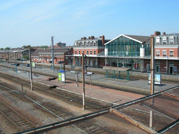 Gare de Béthune-1