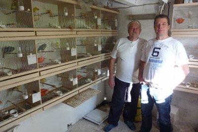 Alméria 2012 chez Georges