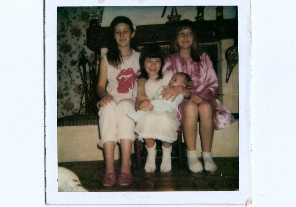 trois soeurs et moi a la bonne époque