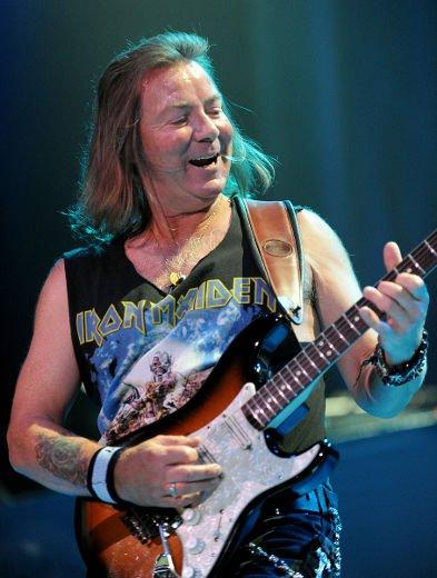 Iron Maiden in Quebec city :)