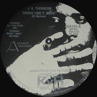 J. S. Theracon - Shake Like T. Mofo