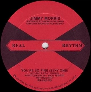 Jimmy Morris - You're So Fine (Sexy One)