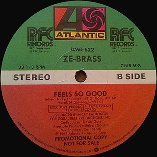 Ze-Brass - Feels So Good ( Club Mix )