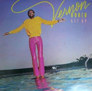 Vernon Burch - Get Up
