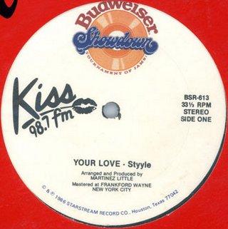Styyle - Your Love