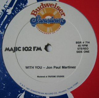 Jon Paul Martinez - With You