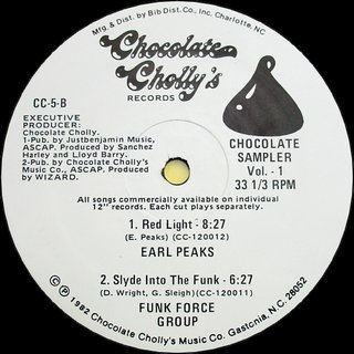 Funk Force Group - Slyde Into The Funk
