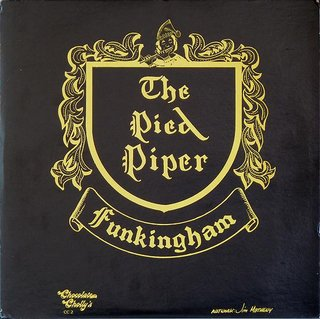 The Pied Piper Of Funkingham -  The Pied Piper Funkingham
