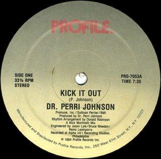 Dr. Perri Johnson - Kick Out