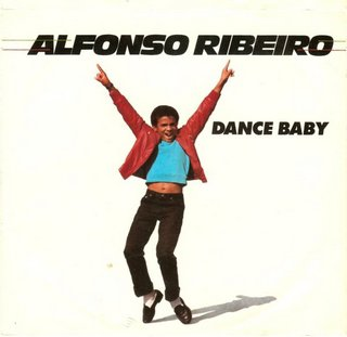 Alfonso Ribeiro - Dance Baby