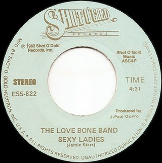 The Love Bone Band - Sexy Ladies