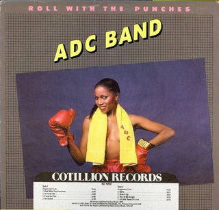 ADC Band ‎- Roll With The Punches