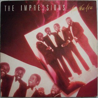 The Impressions - Fan The Fire