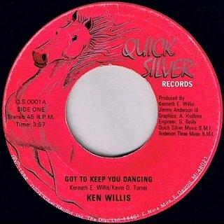 Ken Willis - Got To Keep You Dancing