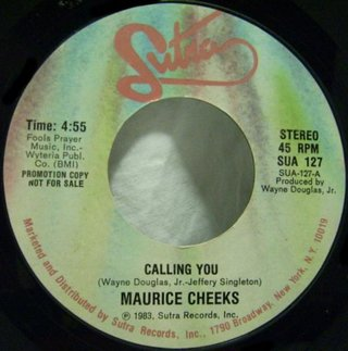 Maurice Cheeks - Calling You