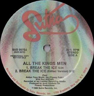 All The Kings Men - Break The Ice