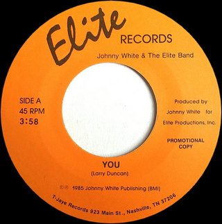 Johnny White & The Elite Band - You