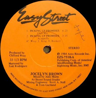 Jocelyn Brown - Picking Up Promises (Club Mix)