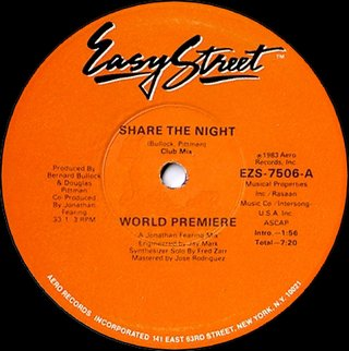 World Premiere - Share The Night (Club Mix)