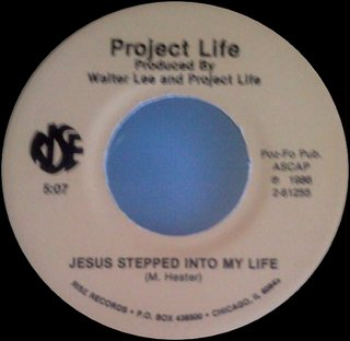 Project Life - Jesus Stepped Into My Life