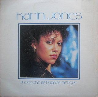 Karin Jones - Under The Influence Of Love