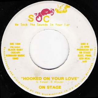 On Stage - Hooked On Your Love