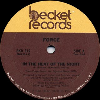 Force - In The Heat Of The Night