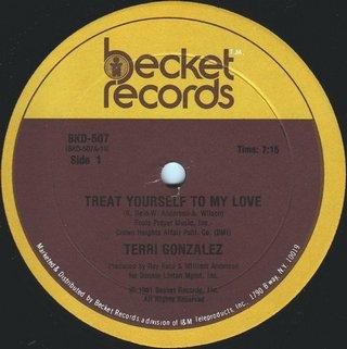 Terri Gonzales - Treat Yourself To My Love