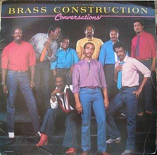 Brass Construction - Conversations